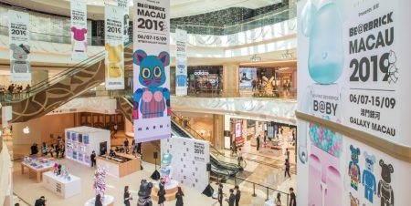 WF Fashion Presents BE@RBRICK MACAU 2019